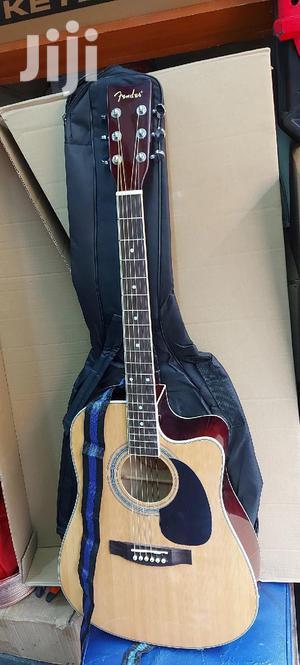 41 Fender Semi Acoustic Box Guitar   Musical Instruments & Gear for sale in Nairobi, Nairobi Central