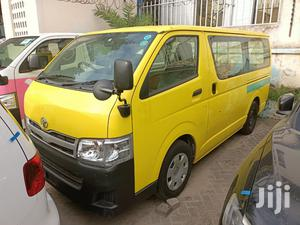 Toyota Hiace Petrol 2013 Yellow | Buses & Microbuses for sale in Mombasa, Mvita