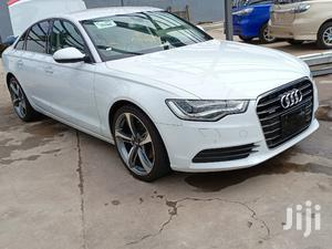 Audi A6 2014 White   Cars for sale in Nyali, Ziwa la Ngombe