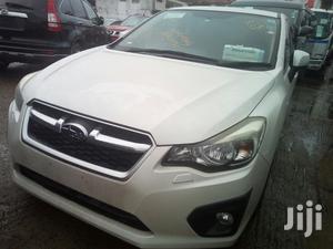 Subaru Impreza 2013 White   Cars for sale in Mombasa, Mvita