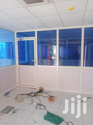 Office Partition Services Available | Building & Trades Services for sale in Mombasa, Kisauni