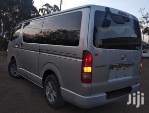 Toyota Hiace 2013 Silver   Buses & Microbuses for sale in Mombasa, Kizingo