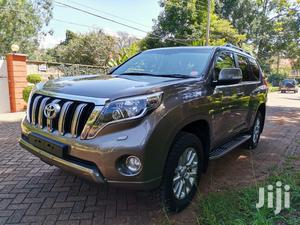 Toyota Land Cruiser Prado 2014 Gold   Cars for sale in Nairobi, Nairobi Central