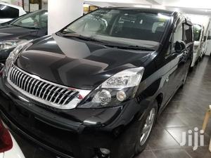 Toyota ISIS 2014 Black   Cars for sale in Mombasa, Mvita
