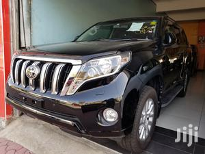 Toyota Land Cruiser Prado 2016 Black   Cars for sale in Mombasa, Mvita