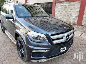 Mercedes-Benz GL Class 2013 GL 350 BlueTEC Gray | Cars for sale in Nairobi, Nairobi Central