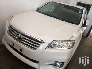 Toyota Vanguard 2013 White   Cars for sale in Mvita, Majengo