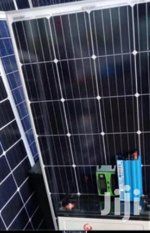 Most Modernised 200watts Full Solar Kit | Solar Energy for sale in Nairobi, Ngara