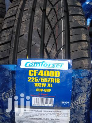 225 /55 R18 Comforser   Vehicle Parts & Accessories for sale in Nairobi, Nairobi Central