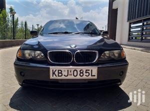 BMW 318i 2003 Black | Cars for sale in Nairobi, Langata