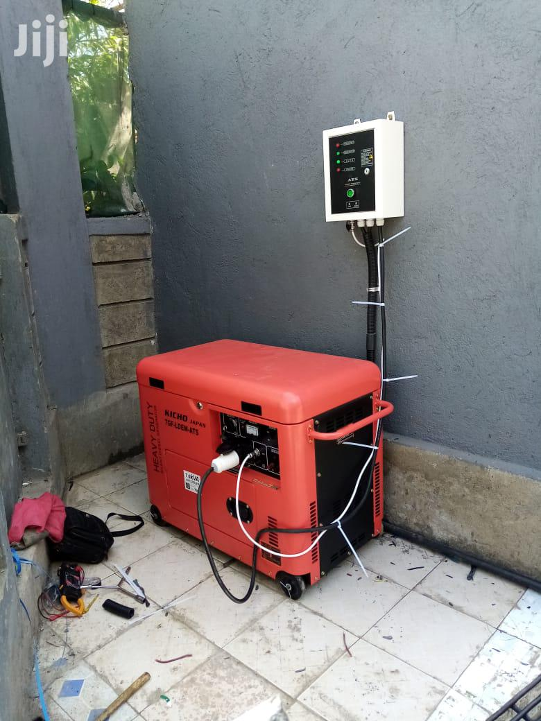 Brand New 7kva Automatic Generator
