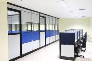 Glass And Aluminium Office Partition Supply And Fix | Building & Trades Services for sale in Nairobi, South B