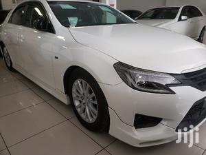 Toyota Mark X 2014 White | Cars for sale in Mombasa, Mvita