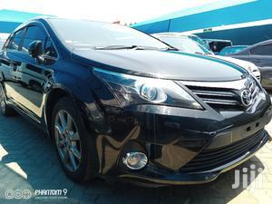 Toyota Avensis 2014 Black | Cars for sale in Mombasa, Tudor