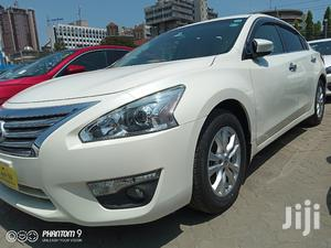 Nissan Teana 2014 White | Cars for sale in Mombasa, Tudor