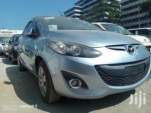 Mazda Demio 2014 Blue | Cars for sale in Mombasa, Tudor