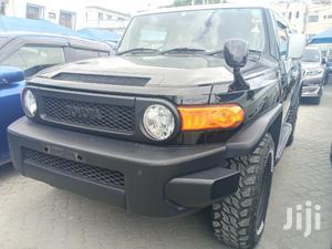Toyota FJ Cruiser 2013 Black   Cars for sale in Mombasa, Mvita