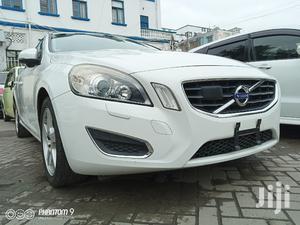 Volvo V60 2014 White | Cars for sale in Mombasa, Tudor