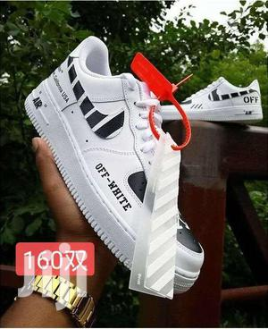 Nike Airforce 1 Off White Sneakers   Shoes for sale in Nairobi, Nairobi Central