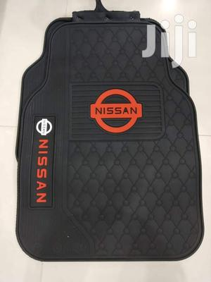 Nissan 5pcs Pvc Branded Floor Mats | Vehicle Parts & Accessories for sale in Nairobi, Nairobi Central
