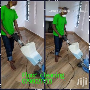 Professional Cleaning of Floors- Tiled/Terrazzo/Wooden Floor | Cleaning Services for sale in Nairobi, Karen