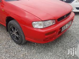 Subaru Impreza 2000 Red | Cars for sale in Mombasa, Tudor