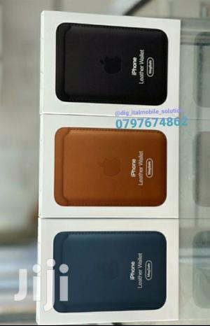 iPhone Leather Wallet With Magsafe   Accessories for Mobile Phones & Tablets for sale in Nairobi, Nairobi Central