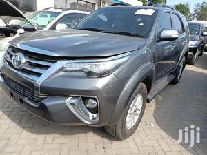 Toyota Fortuner 2013 Gray   Cars for sale in Mombasa, Tudor