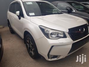 Subaru Forester 2014 White | Cars for sale in Mombasa, Tudor