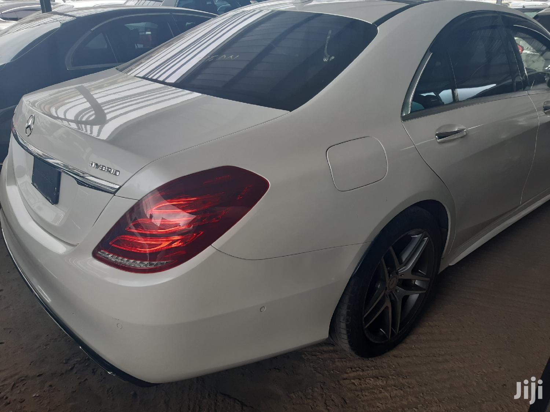 Mercedes-Benz S Class 2014 White | Cars for sale in Tudor, Mombasa, Kenya