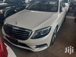 Mercedes-Benz S Class 2014 White | Cars for sale in Mombasa, Tudor