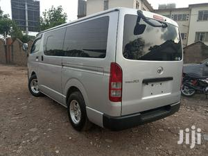 Toyota Hiace 2014 Silver | Buses & Microbuses for sale in Nairobi, South C