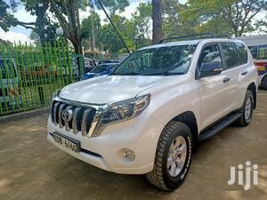 Toyota Land Cruiser Prado 2013 VX White   Cars for sale in Nairobi, Ridgeways