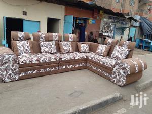 Modern 7 Seater L Sofa | Furniture for sale in Nairobi, Eastleigh