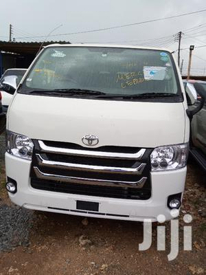 Toyota Hiace 2013 White | Buses & Microbuses for sale in Mombasa, Tudor