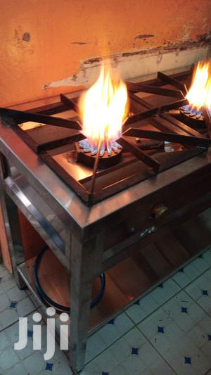 Stainless Steel 2 Burners | Restaurant & Catering Equipment for sale in Mombasa, Mvita