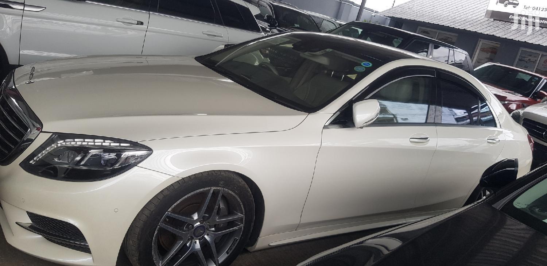 Mercedes-Benz S Class 2014 White   Cars for sale in Mvita, Mombasa, Kenya