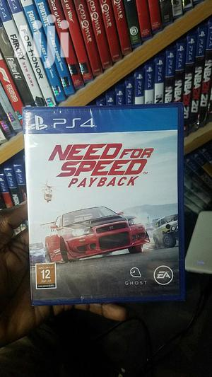 Ps4 Need for Speed Payback | Video Games for sale in Nairobi, Nairobi Central