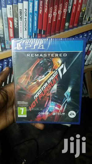 Ps4 Need for Speed Hot Pursuit | Video Games for sale in Nairobi, Nairobi Central