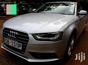 Audi A4 2013 2.0T Tiptronic Silver   Cars for sale in Nairobi, Kilimani