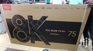 Tcl 75 Inch Smart Android 8k Qled | TV & DVD Equipment for sale in Nairobi, Nairobi Central