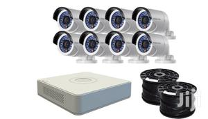 Hikvision 8 Channel Turbo DVR With 1TB HDD 8 Cameras   Security & Surveillance for sale in Nairobi, Nairobi Central