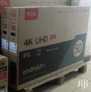 Tcl 50inch Smart Android Frameless 4k Uhd.   TV & DVD Equipment for sale in Nairobi, Nairobi Central