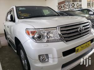 Toyota Land Cruiser Prado 2014 White | Cars for sale in Mvita, Majengo
