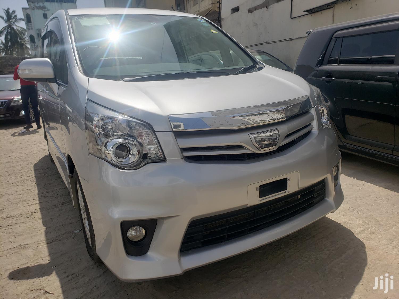 Toyota Noah 2013 Silver   Cars for sale in Majengo, Mvita, Kenya