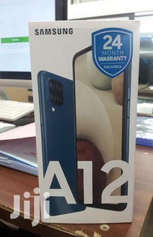 New Samsung Galaxy A12 64 GB Blue | Mobile Phones for sale in Nairobi, Nairobi Central