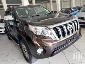 Toyota Land Cruiser Prado 2016 Brown   Cars for sale in Mvita, Majengo