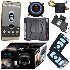Smart Car Alarms/ Smart Tracker Systems   Vehicle Parts & Accessories for sale in Nairobi, Donholm