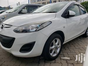Mazda Demio 2013 White   Cars for sale in Mvita, Majengo