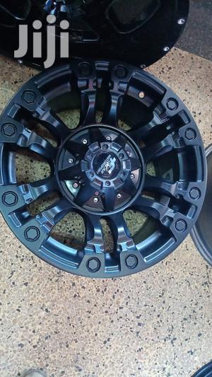 Charcoal Hilux Sports Rims Size 16set   Vehicle Parts & Accessories for sale in Nairobi, Nairobi Central